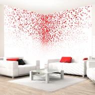 Papier peint  Love corner
