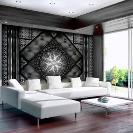 Papier peint - Black mosaic