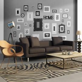 Papier peint - Wall full of frames