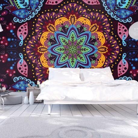 Papier peint  Colorful kaleidoscope