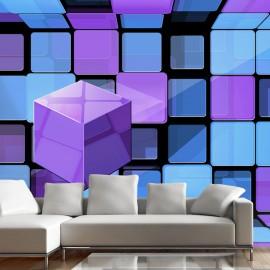 Papier peint - Rubik's cube: variation