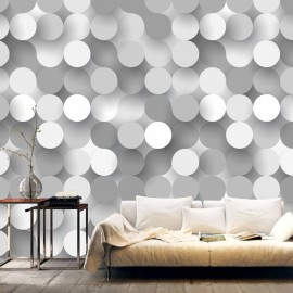Papier peint - Silver Net