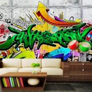 Papier peint  Urban Graffiti