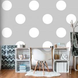 Papier peint - Charming Dots
