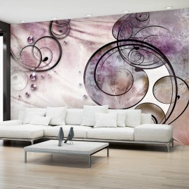Papier peint - Pink Rhapsody