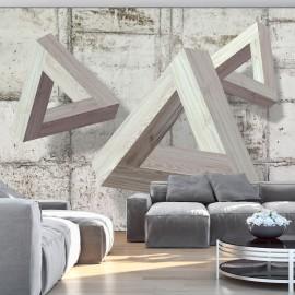 Papier peint - Grey Trio