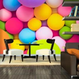 Papier peint - Colourful Balls