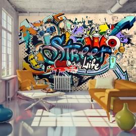 Papier peint - Street Life