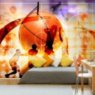 Papier peint  Basketball