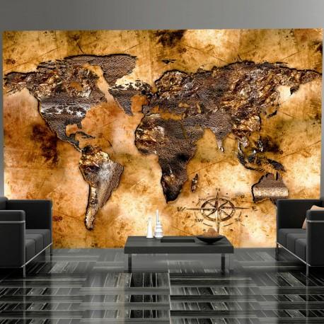 Papier peint  Opalescent Continents