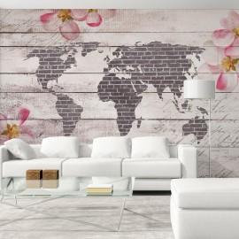 Papier peint - Romantic World