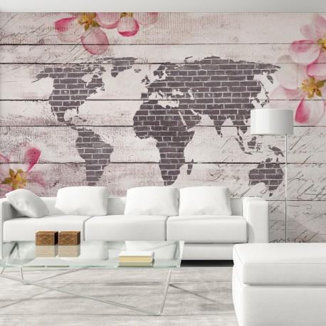 Papier peint  Romantic World
