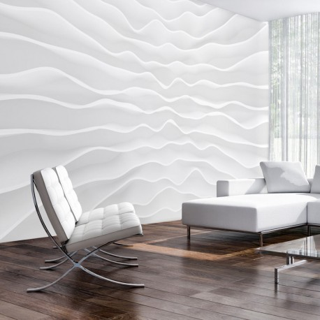 Papier peint  Origami wall