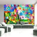 Papier peint - Colorful fantasies