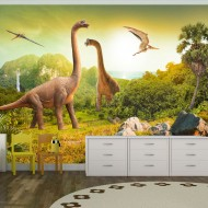 Papier peint  Dinosaurs