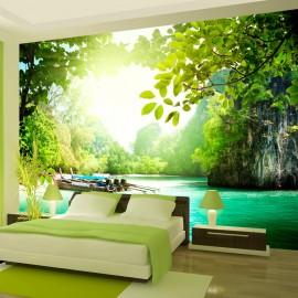 Papier peint - Paradis