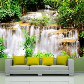 Papier peint - Thai waterfall