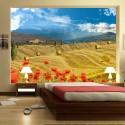 Papier peint - Autumn landscape