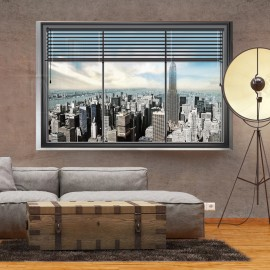 Papier peint - New York window