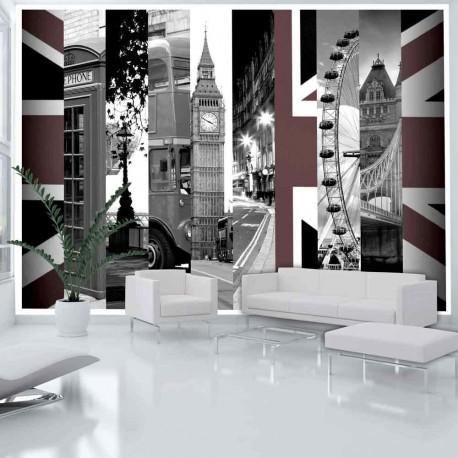 Papier peint  London symbols