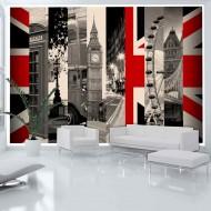 Papier peint  Symbols of London