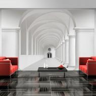 Papier peint  Couloir dincertitude