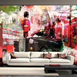 Papier peint - Streets of London
