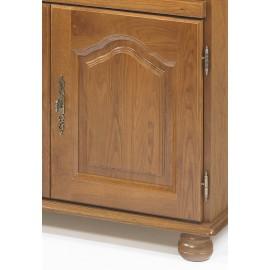 Echantillon meubles chêne rustique Bretagne