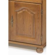Echantillon meubles chêne rustique