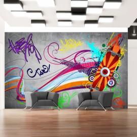 Papier peint - Skateboard
