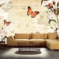Papier peint  Melodies of butterflies