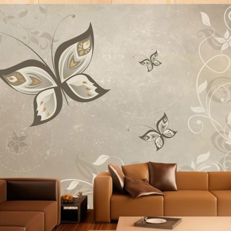 Papier peint  Butterfly wings