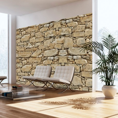 Papier peint  Stone wall