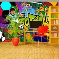 Papier peint  Football Cup