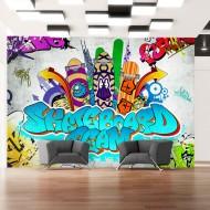 Papier peint  Skateboard team