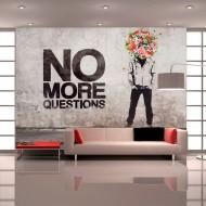 Papier peint  No more questions