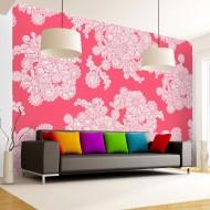 Papier peint  Pink clouds