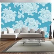 Papier peint  Flowery clouds