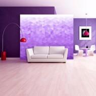 Papier peint  Violet pixel