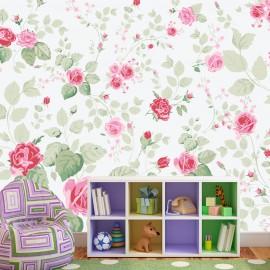 Papier peint - Rosy pleasures