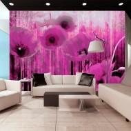 Papier peint  Pink madness