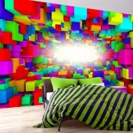Papier peint  Light In Color Geometry