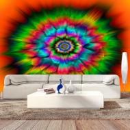 Papier peint  Kaleidoscope Of Colours