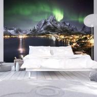Papier peint  Aurora borealis