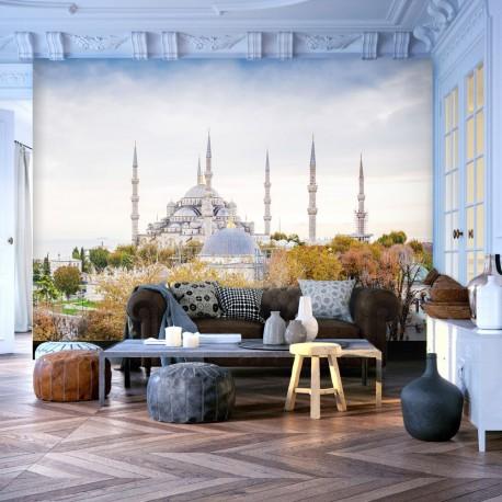 Papier peint  Hagia Sophia  Istanbul
