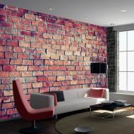 Papier peint  Brick  puzzle