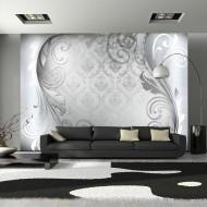 Papier peint  Gray ornament