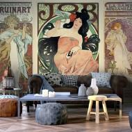 Papier peint  Alphonse Mucha. Womens