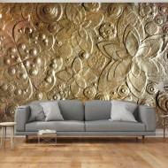 Papier peint  Virtuosity of Gold