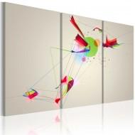 Tableau  Formes et couleurs